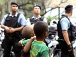 Policía pacificadora