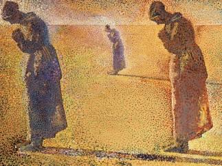 Aurore midi apres midi et crepuscule, 1979