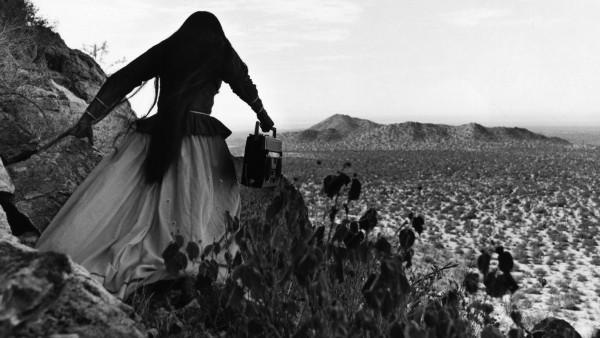 Angel Woman, Sonora Desert, 1979