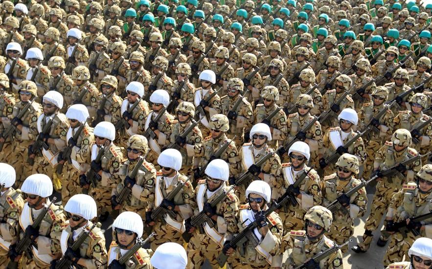 Irán muestra al mundo su potencial