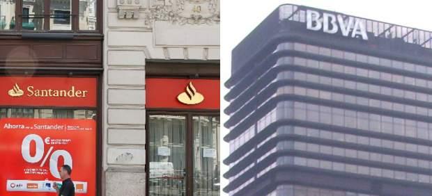 Las entidades financieras BBVA y Banco Santander impulsan el uso del blockchain dentro de la Unión ...