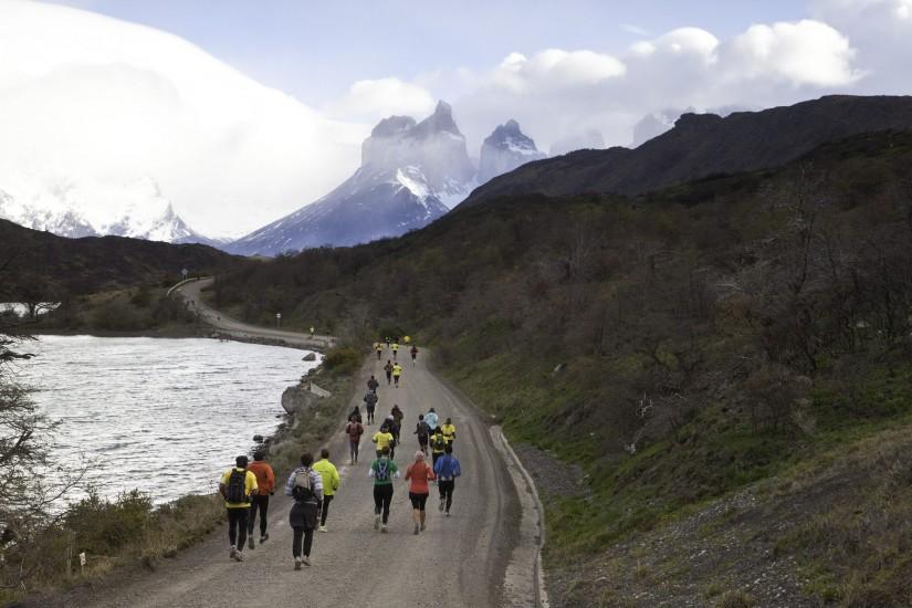 Maratón medioambiental por la Patagonia