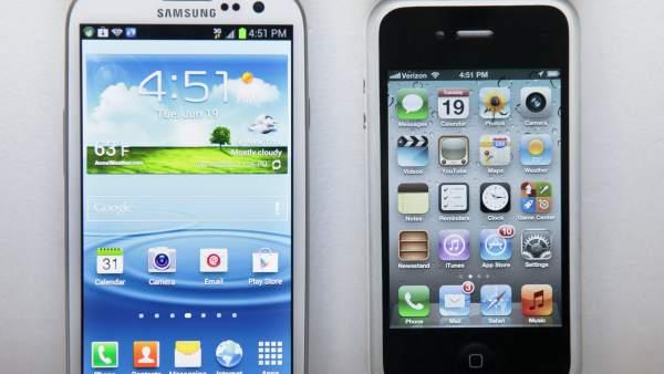 Apple vuelve a pedir que se prohíban algunos productos de Samsung en EE UU