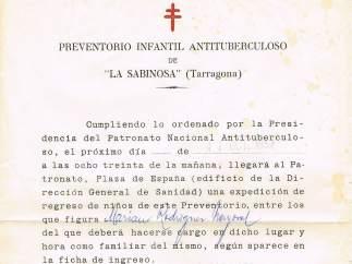 Preventorio de Tarragona