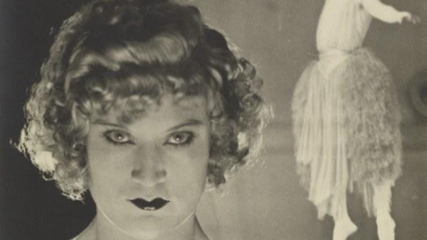 Barbette (Double Exposure), 1926