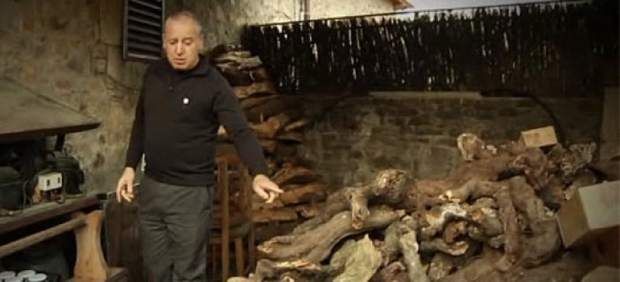 Víctor Arguinzoniz, en Etxebarri: el arte de las brasas