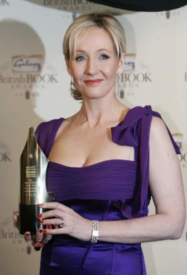 Fotos de desnudos de J K Rowling filtradas en internet