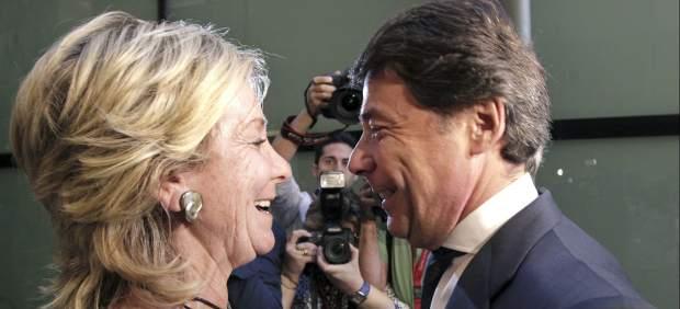 Ignacio González ya es el presidente de Madrid