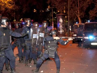 Disturbios 25-S