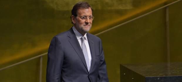 """Mariano Rajoy: """"Doy mi mayor reconocimiento a la mayoría de españoles que no se manifiesta"""""""