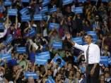 Obama gana terreno
