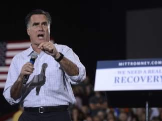 Romney pelea por Ohio