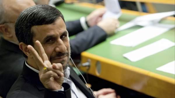 Mahmud Ahmadineyad