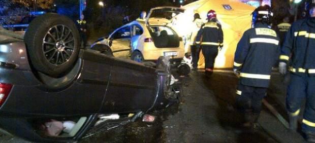 Casi 4.000 kilómetros de carreteras en España tienen riesgo elevado de accidente