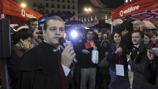 Ramón García y las 'Campanadas' del iPhone 5