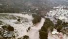 Fuertes inundaciones en M�laga