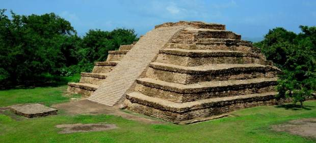 Nueza zona maya en México