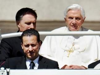 El mayordomo del papa