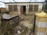 Una mujer muere en Málaga por las lluvias