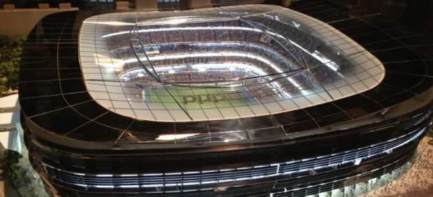Maqueta Bernabéu