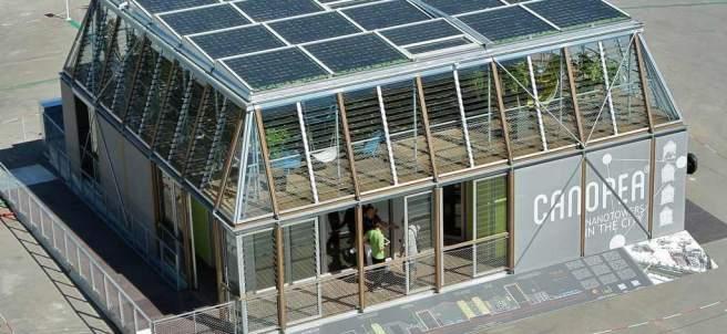 Casa Canopea del Solar Decathlon