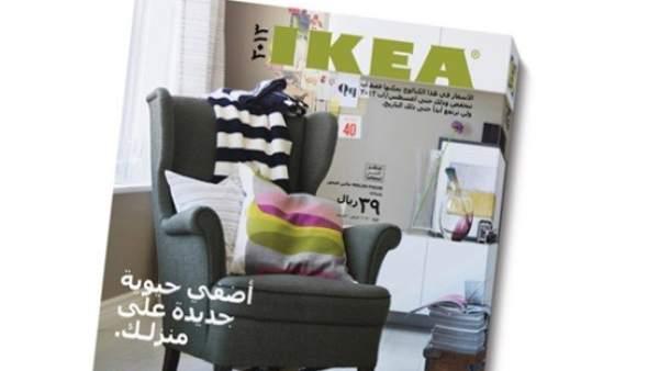 Ikea borra a las mujeres de su cat logo de arabia saud - Catalogo ikea 2008 ...