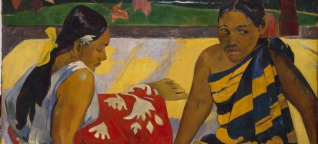 'Parau api' (¿Qué hay de nuevo?), 1892