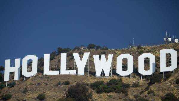El letrero de Hollywood