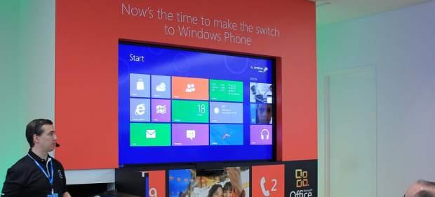 Microsoft estrenará un nuevo MSN con Windows 8