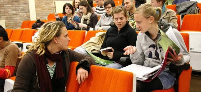 Estudiantes Erasmus