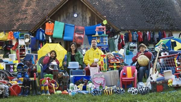 Una familia sin plásticos