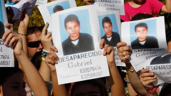 Niño de Vicálvaro desaparecido