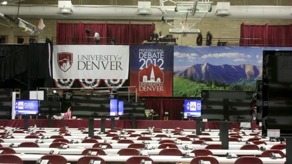 Debate Obama / Romney