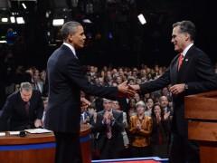 Primer debate presidencial Obama-Romney