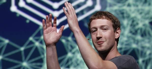 Zuckerberg anuncia que Facebook tiene mil millones de usuarios activos