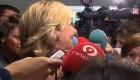 Esperanza Aguirre reaparece