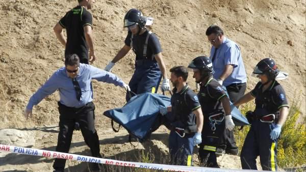 Hallan el cadáver de un niño en Vicálvaro