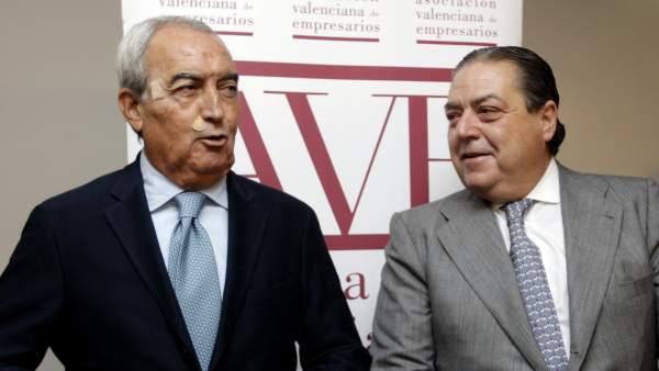 Los empresarios valencianos estallan por los casos de corrupción.