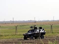 Frontera de Turqu�a con Siria