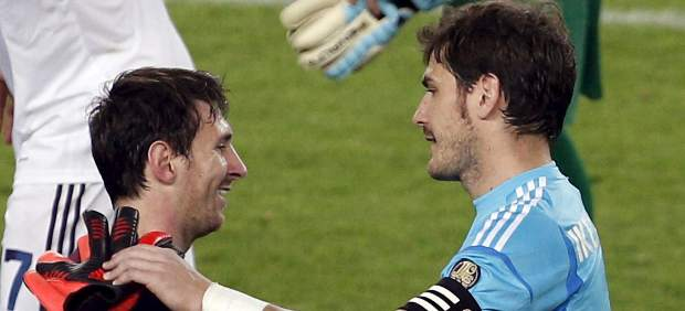Messi - Casillas