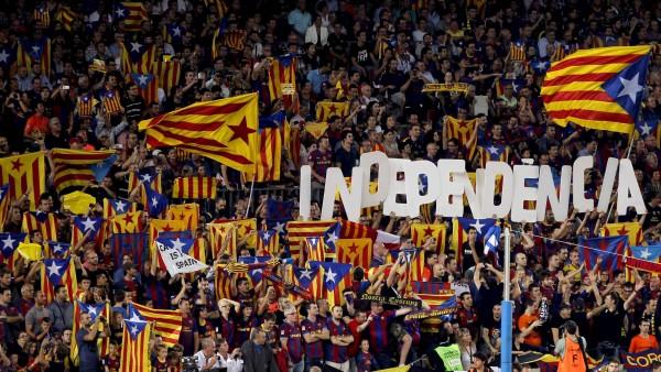 Un Camp Nou 'independiente'