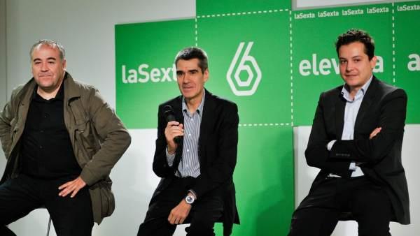 La Sexta y Antena 3