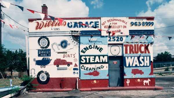 'Willie's Garage, 2520 Michigan Avenue, Detroit, 1991'