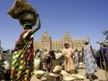 Mujeres en Mali