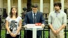 Cataluña, presente en la campaña vasca