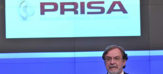 El presidente de Prisa, Juan Luis Cebrián