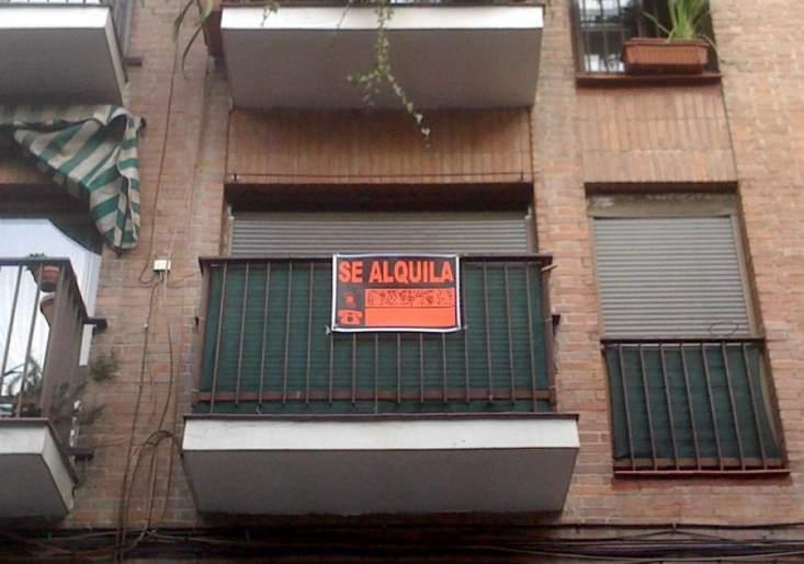 pisos alquiler