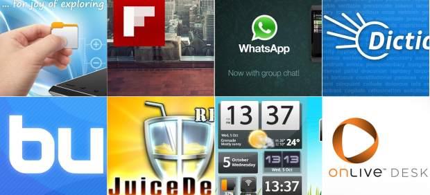 Las aplicaciones que no pueden faltar en tu teléfono móvil o tableta Android