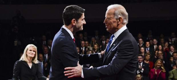 Debate entre Biden y Ryan
