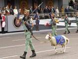 La Legión no falta en el Día de la Hispanidad
